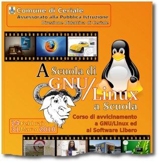 A scuola di GNU/Linux