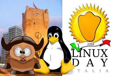 GNU/Linux Day 2009